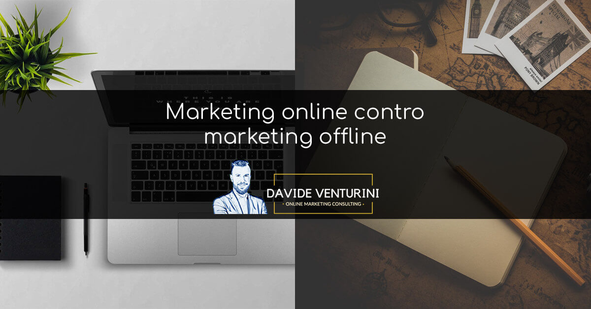 Marketing online e offline