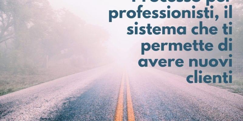 Processo per professionisti
