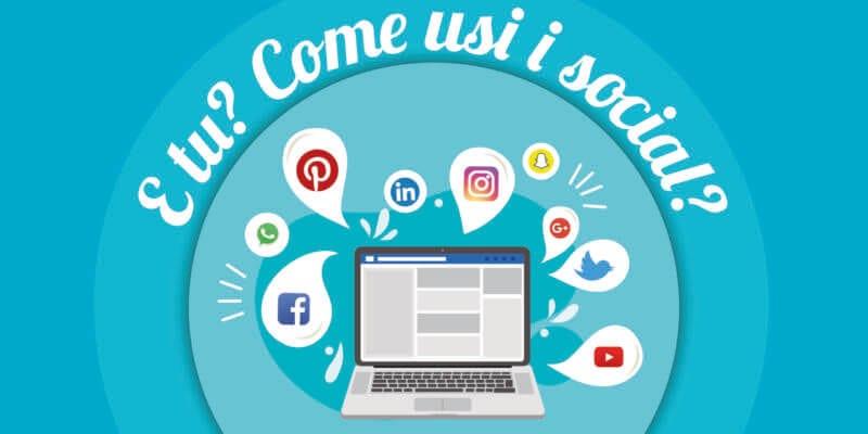 Usare i Social