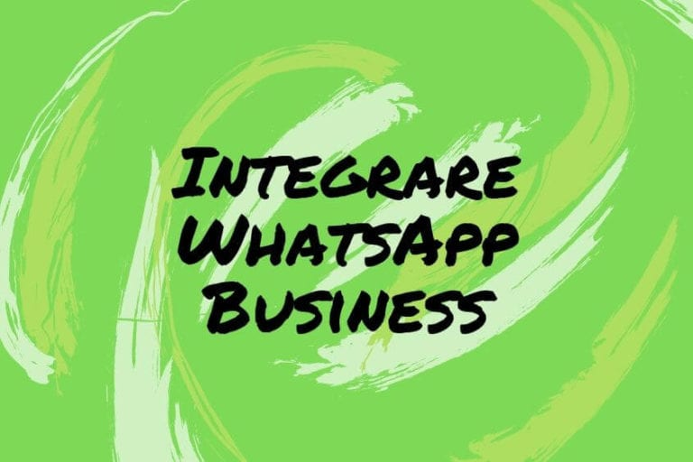 Strategie di marketing integrando whatsapp business
