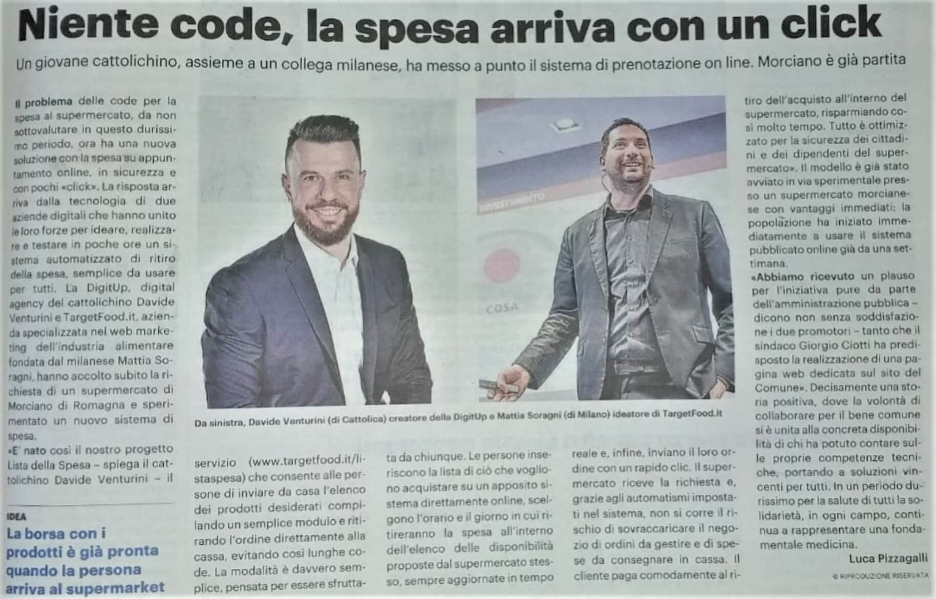 Articolo Resto Del Carlino